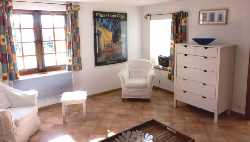 salon location maison lac Chalain Jura